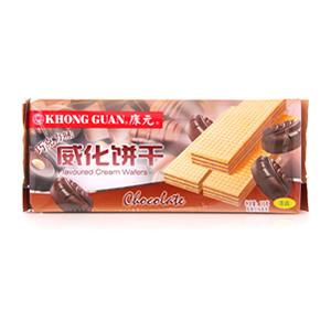 康元威化巧克力味