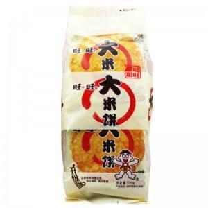 旺旺大米饼